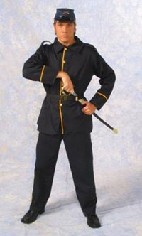 Civil War Union Soldier Costume