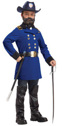 Child General Grant Costume