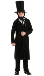 Kid President Abraham Lincoln Halloween Costume